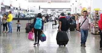 No se espera la llegada de más de 20.000 turistas