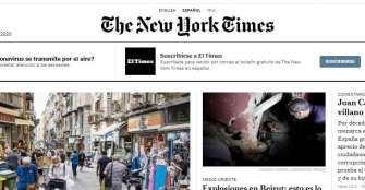 The New York Times ya gana más por su versión digital que por la impresa