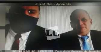 Negada de medida de aseguramiento contra alcalde Ríos Morales