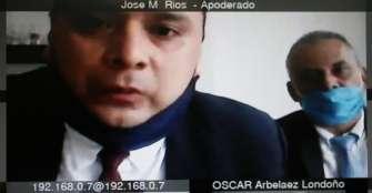 Negada casa por cárcel contra Alcalde José Manuel Ríos Morales
