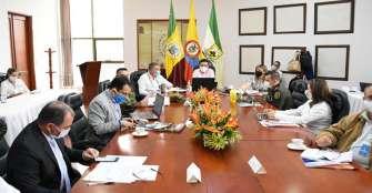 Minsalud solicitó incrementar pruebas COVID-19 en Quindío