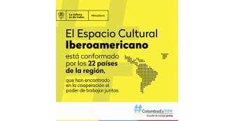 Segib destaca política cultural del país en el contexto iberoamericano