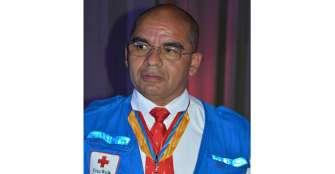 Llegó a enamorar en la Cruz Roja y terminó enamorado de la institución
