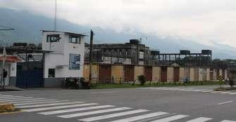 41 internos en la cárcel Peñas Blancas, positivos para COVID-19