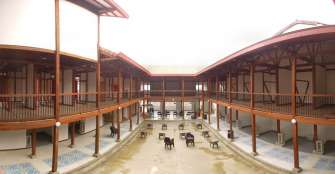 Falta inversión por $412.000.000 tras entrega estructural de recinto en Salento