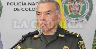 El director de la Policía da positivo por COVID-19