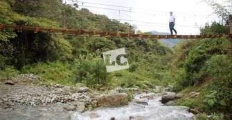 Después de 9 años de gestiones, Guamal - Pizarras tiene puente