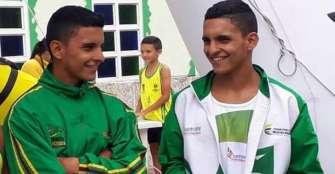 Hermanos Castaño, en la preselección hacia mundial de atletismo sub-20