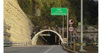 Jueves y sábado habrá cierres programados en túnel de La Línea