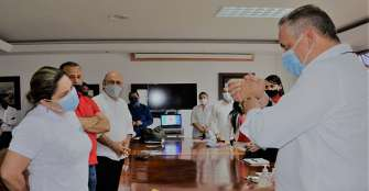 Alcalde de Armenia regresa para  recuperar el tiempo perdido