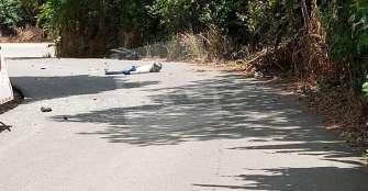 Motociclista falleció en accidente de  tránsito vía a Armenia