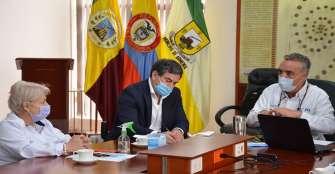 Turismo y deporte incluyente, en la agenda del gobernador de Quindío