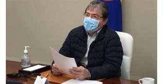 Ministro de Defensa pide no equiparar militares con delincuentes