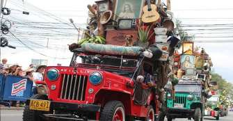Declaratoria del yipao como patrimonio cultural ya es ley