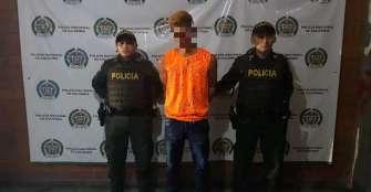 Condenado por matar a 2 hombres, secuestro, violación y hurto en Pijao