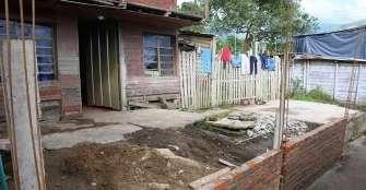 'Lío' por construcción en lote que sería del municipio