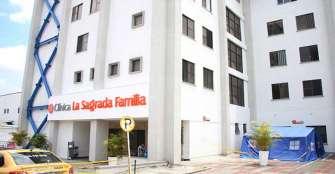 Unidad de cuidados intermedios fue cerrada en La Sagrada Familia