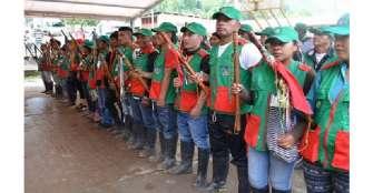 Guardia Indígena colombiana, premio Front Line Defenders por defensa de DDHH