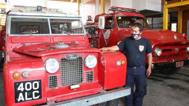 En Circasia, bomberos necesitan máquina para atender su gran amenaza, los incendios