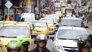 Taxistas confirman paro indefinido desde este jueves