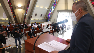 """José Manuel Ríos Morales:  """"Siento una gran deuda con la ciudad"""""""