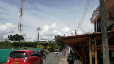 Siniestro mortal en el caserío El Laurel de Quimbaya en la mañana de este domingo