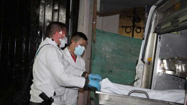 Hombre se quitó la vida en la madrugada del miércoles en Armenia