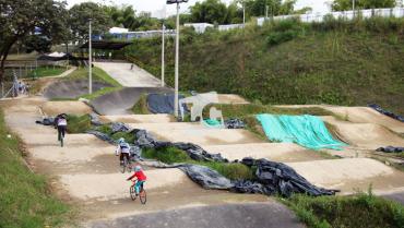 En la construcción de pista de BMX, alcaldía incumplió requisitos legales