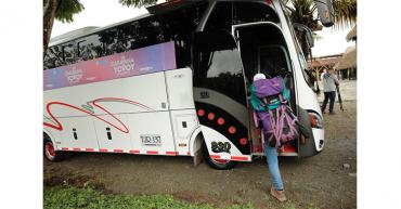 'En Caravana Yo Voy' impulsa el turismo en el Eje Cafetero
