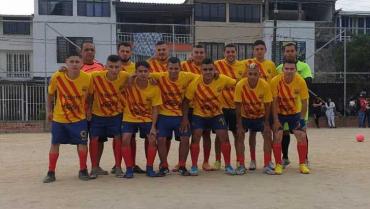 Centro Color, campeón del Torneo Los Almendros