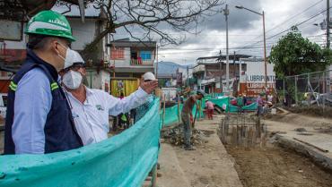 Obras por más de $9.000 millones para el mejoramiento del acueducto