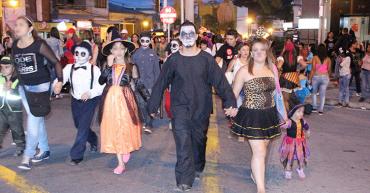 Alcalde de Armenia pide desistir de las caravanas para 'celebrar' Halloween