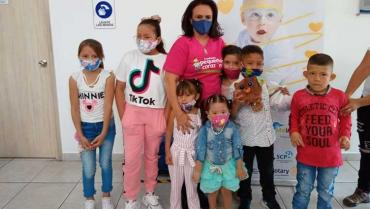 20 niños fueron beneficiados con atención cardiológica gratis