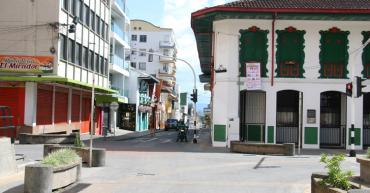 Centro de Calarcá amaneció sin servicio de gas