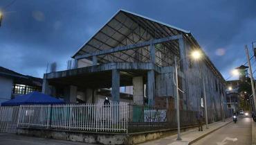 Iglesia Las Mercedes de Circasia está reconstruida en un 70 %