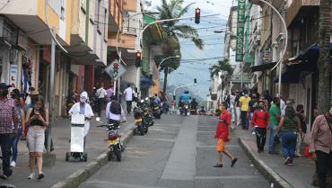 Toque de queda en Calarcá durante todo noviembre