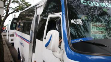 Pasaje en bus subió $200 en Calarcá