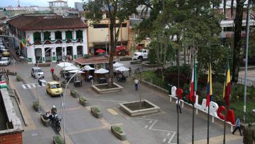 Toque de queda en Calarcá durante el mes de noviembre