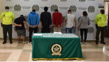 Fue desarticulado grupo delincuencial Los Pipas en Quimbaya