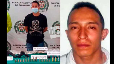 A 5 kilómetros del batallón Cisneros, alias Nené se escondía de las autoridades