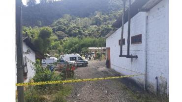 Asesinan a 8 recolectores de café en Antioquia