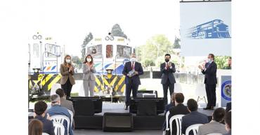 Colombia lanza Plan Maestro Ferroviario para consolidar transporte intermodal