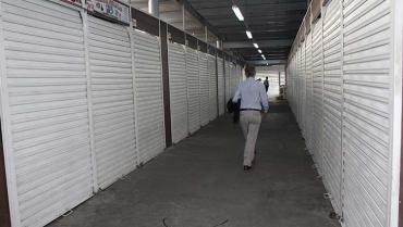 Centro comercial del Café, 3 años sin despegar
