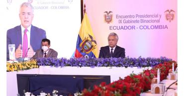 Colombia da espaldarazo a Ecuador para su ingreso en la Alianza del Pacífico