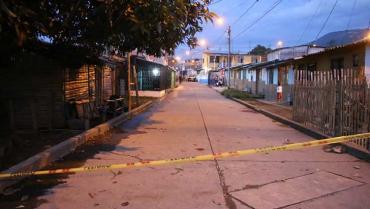 Un hombre muerto y un policía herido en un hecho que es investigado por el CTI