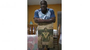 Luis Alfonso Tovar, el hombre de los 50 goles con la camiseta del Deportes Quindío