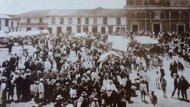 Una pesquisa sobre plazas, casas y moradores del Quindío en sus primeras décadas