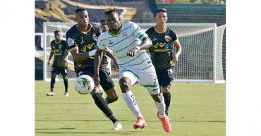 Llaneros y Deportes Quindío empataron 0-0