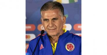 Queiroz no va más como DT de la selección Colombia