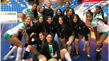 Uniquindío volvió a ganar en superliga de voleibol